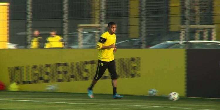 Football: Aubameyang quitte Dortmund pour Arsenal