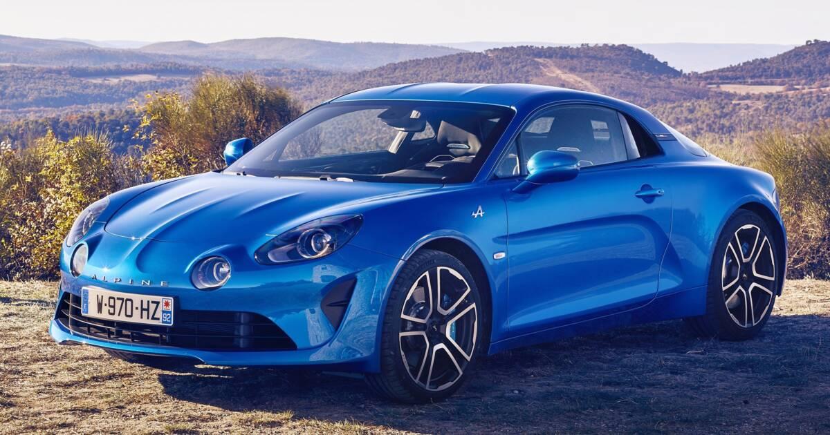 Alpine a110 lue plus belle voiture de l ann e 2017 - Images de belles voitures ...