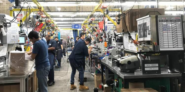 Etats-Unis: Le secteur privé a créé 234.000 emplois en janvier