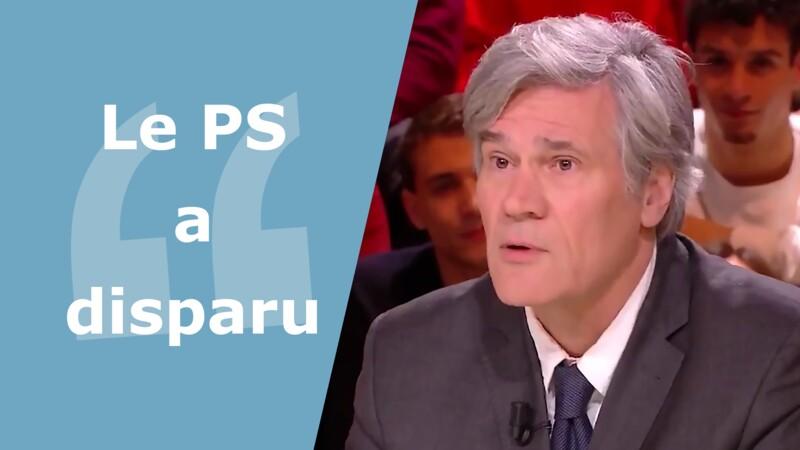 "Zapping politique : ""Le PS a disparu"" selon Stéphane Le Foll"