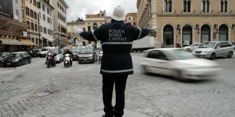 Le marché automobile italien en hausse de 3,36% en janvier
