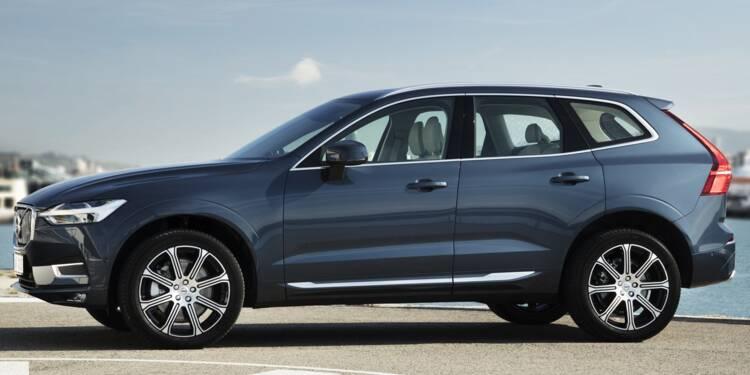 Volvo XC60 : un SUV plus beau, plus propre, plus sûr…