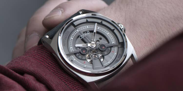 Code41, des montres suisses à prix chinois