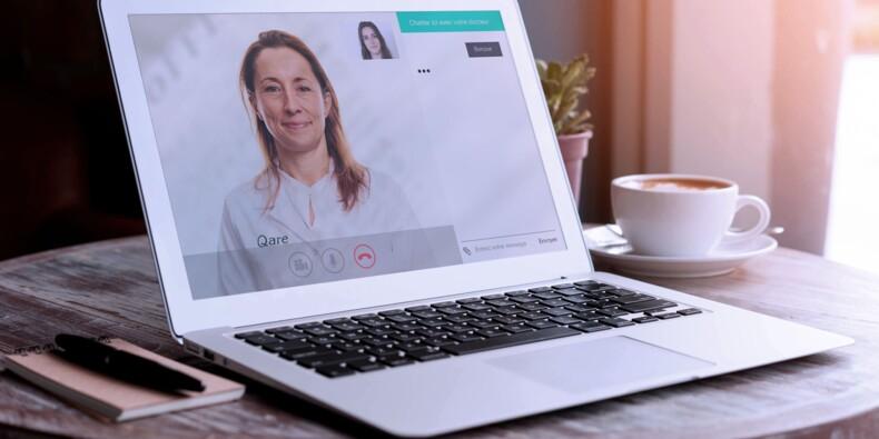 Qare, le site qui permet de consulter un médecin sans vous déplacer