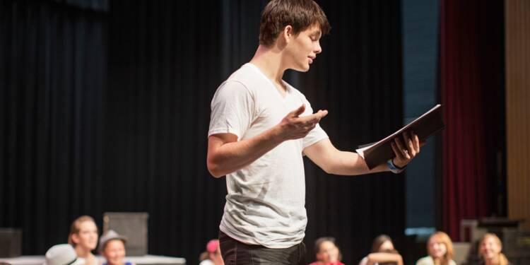 Et si vous amélioriez votre anglais... au théâtre ?