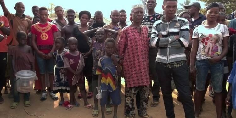 Des forces de sécurité camerounaises présentes au Nigeria