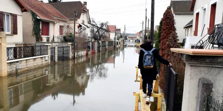Taxe inondation : le cadeau empoisonné de l'Etat aux communes