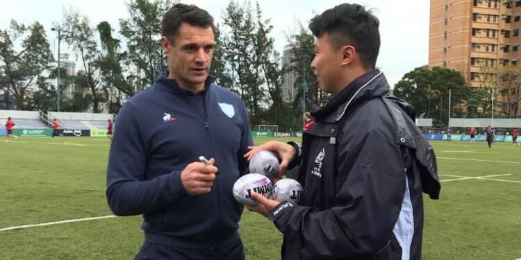 Rugby: après le Japon, la retraite pour Dan Carter ?