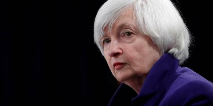 Janet Yellen (Fed) va rejoindre la Brookings Institution