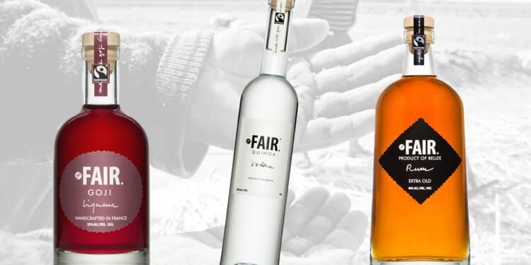 Fair, la vodka française équitable