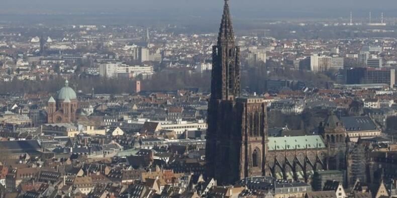 Philippe n'exclut pas un retour institutionnel à l'Alsace