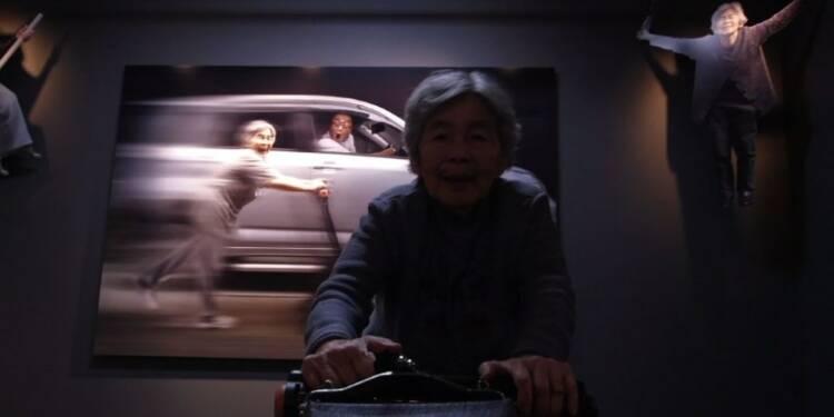 Quand une mamie japonaise amuse le Web avec des selfies