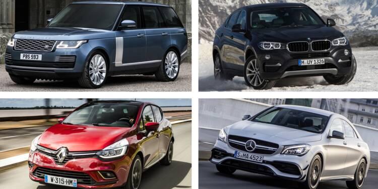 Votre voiture fait-elle partie des modèles les plus volés?