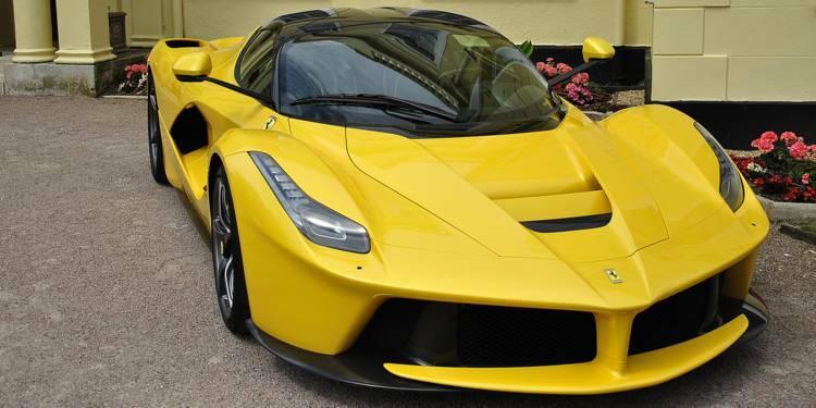 Ferrari sur les chapeaux de roues en 2017 !