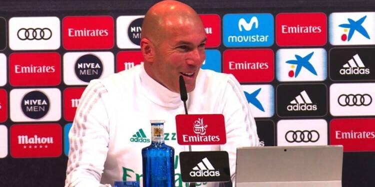 Zidane a