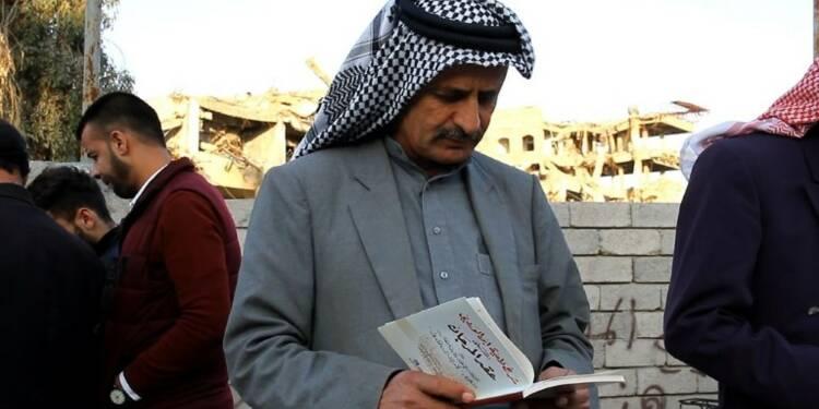Irak: à Mossoul, la renaissance culturelle après l'EI