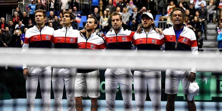 Coupe Davis: la France sans Gasquet pour le quart de finale
