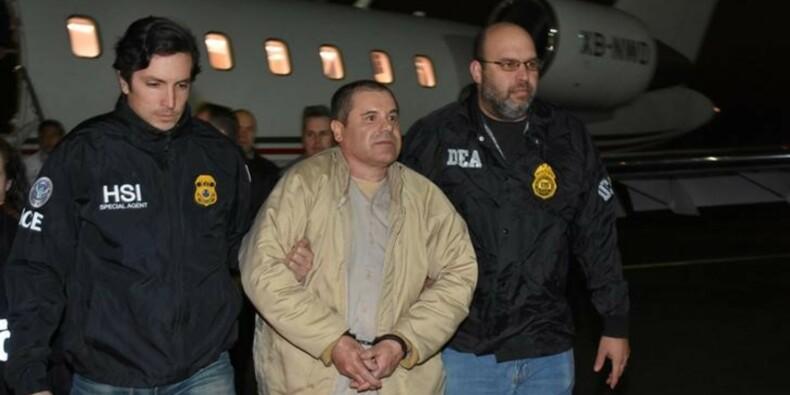 Jury anonyme au procès du baron mexicain de la drogue El Chapo
