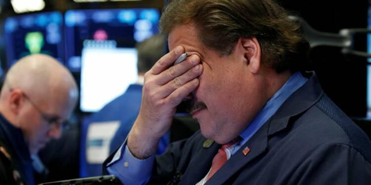 """Wall Street: La Maison blanche insiste sur les fondamentaux économiques """"exceptionnels"""""""