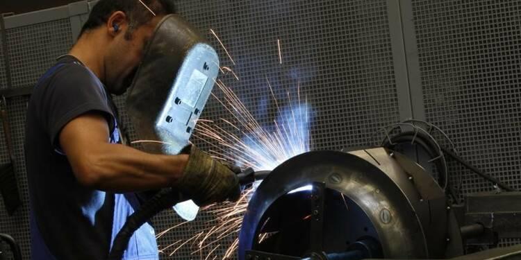 Industrie allemande: La production baisse plus que prévu