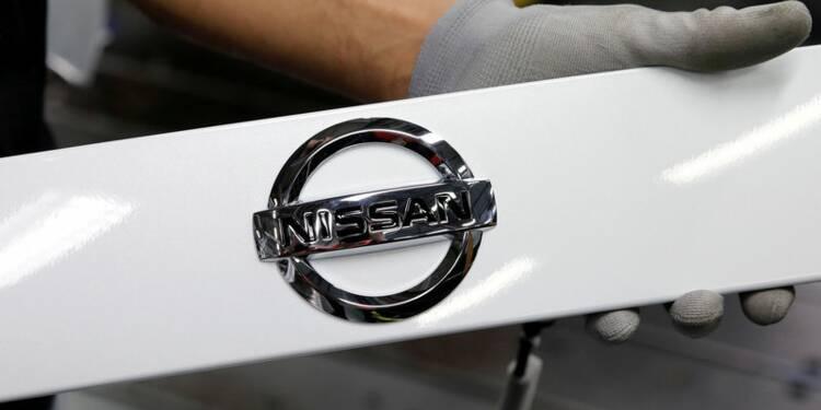 Chine: Nissan voit la croissance de ses ventes ralentir en 2018