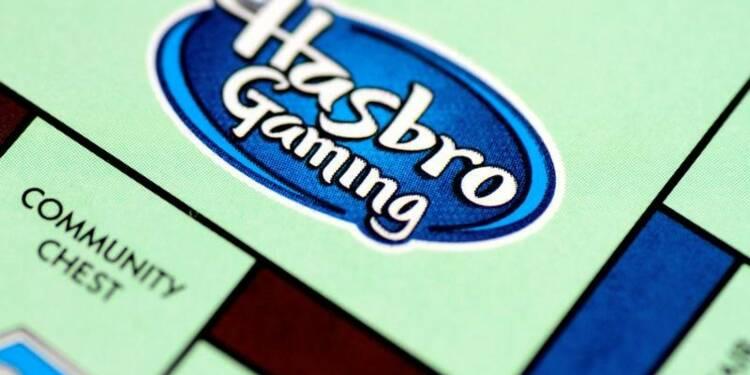 Hasbro: Baisse inattendue du chiffre d'affaires au 4e trimestre, le titre baisse