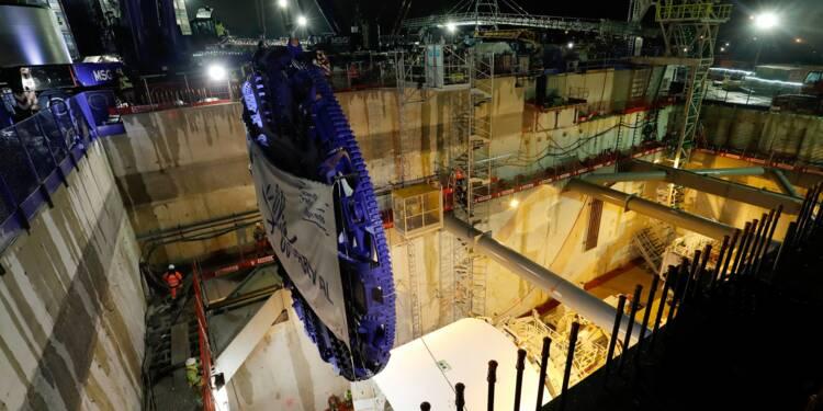 Grand Paris Express: 568 millions d'euros de contrats attribués