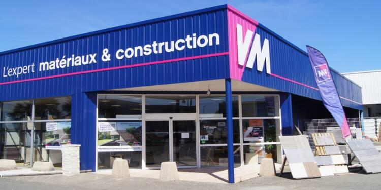 Le conseil Bourse du jour : Herige, la croissance du spécialiste des matériaux de construction reprend !