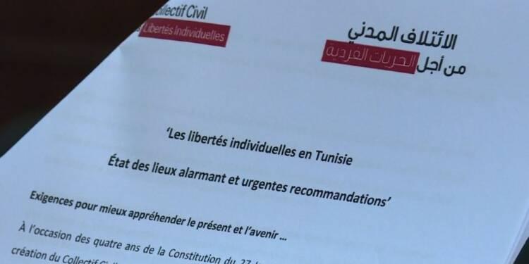 Tunisie: des ONG dénoncent des lois