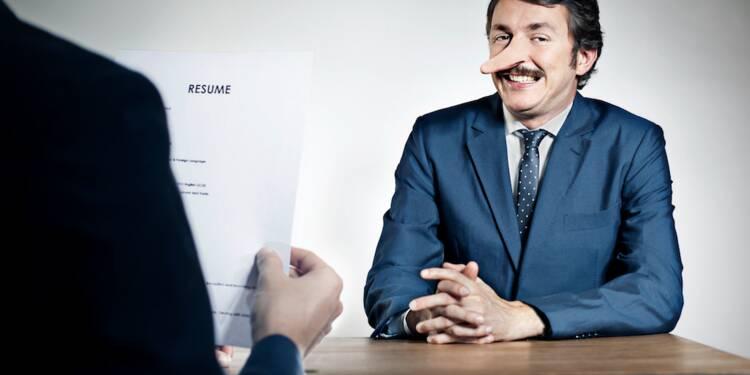 47% des recruteurs ont déjà refusé des candidats... pour un CV mensonger