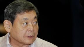 Le président de Samsung soupçonné d'évasion fiscale