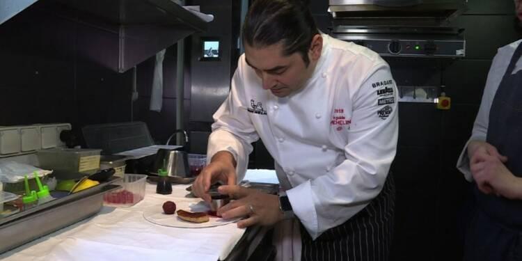 Michelin: une étoile pour un chef libanais au parcours atypique