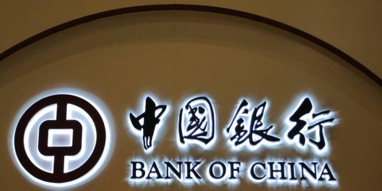 L'allemande DVB intéresse deux banques chinoises