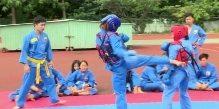 Vietnam: les arts martiaux pour se désintoxiquer des jeux vidéos