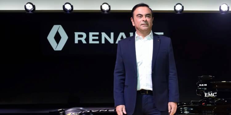 Remous au sommet chez Renault