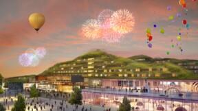 Le futur temple de la conso, Europacity, se refait une beauté. Découvrez-le en images