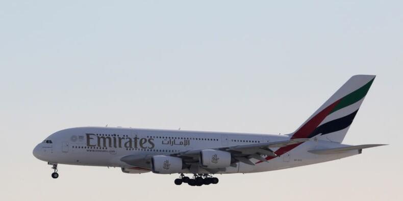 Airbus : Emirates commande des A380, le contrat pourrait atteindre 13 milliards d'euros