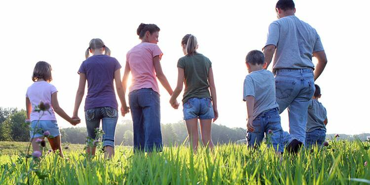 Quelle part de l'héritage revient aux enfants dans une famille recomposée?