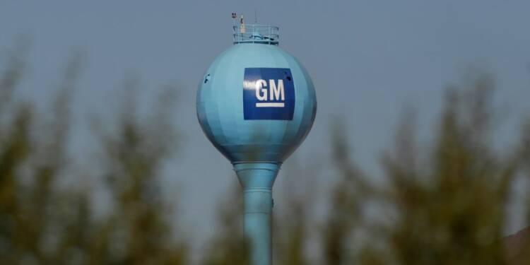 General Motors ferme une usine en Corée du Sud, pour commencer