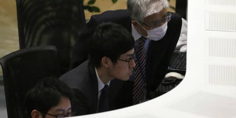 Pas de rebond à Tokyo qui finit en baisse de 0,65%