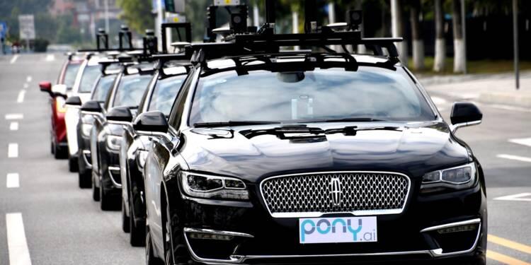 """Valeo : la voiture autonome est une """"ruée vers l'or"""""""