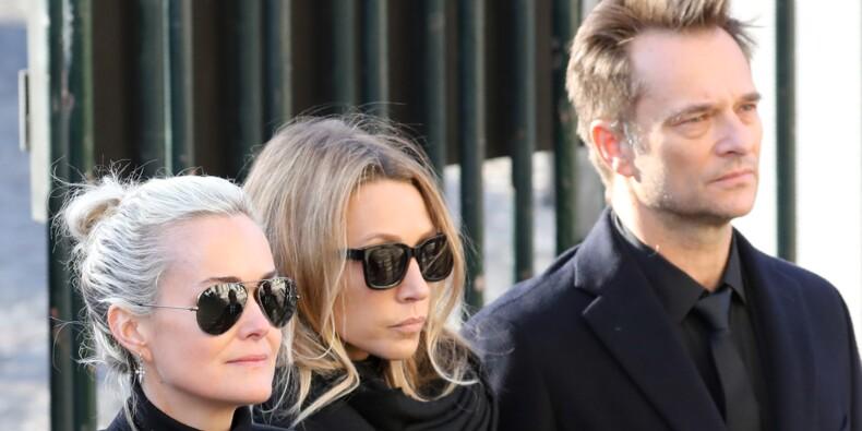 Disques de Johnny Hallyday: Laura Smet et David Hallyday réclament le gel de royalties