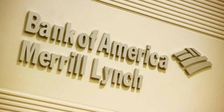 Les investisseurs réduisent nettement leur exposition au risque, selon la BAML