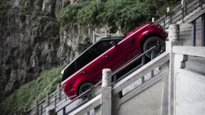 999 marches à 45° en Range Rover Sport : l'incroyable record en vidéo