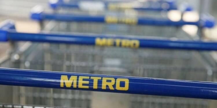 Metro confirme ses prévisions annuelles malgré la Russie
