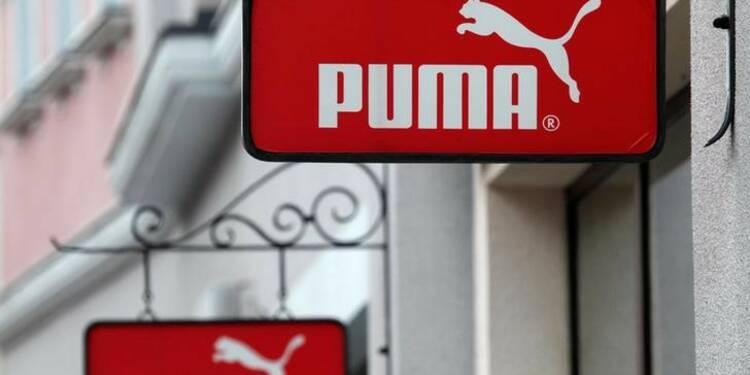 Kering conservera 15,7% du capital de Puma