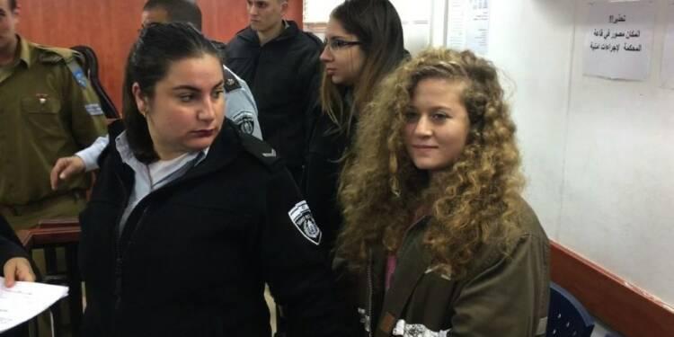 Procès israélien à huis clos pour Ahed Tamimi