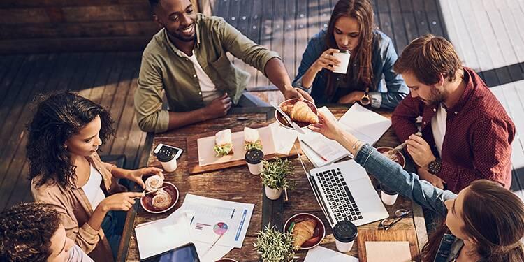 Start-up : pourquoi le petit déjeuner, c'est sacré