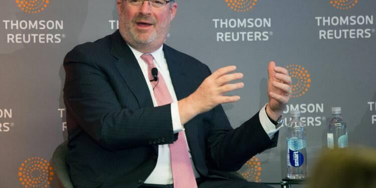 Thomson Reuters: Le Directeur Général Jim Smith hospitalisé
