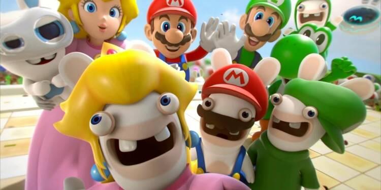 Ubisoft bondit en Bourse grâce à un jeu spécialement conçu pour la Nintendo Switch